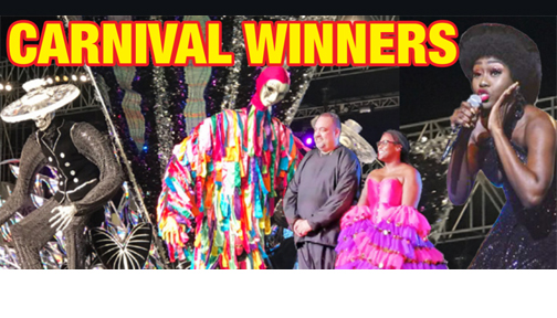 Toronto's Marcus Eustace designs another winner for Trinidad Carnival