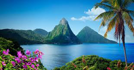 """Love is in the air"" in St Lucia with spring hotel deals"