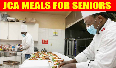 JCA's Community Meal Initiative serving a growing number of shut-ins