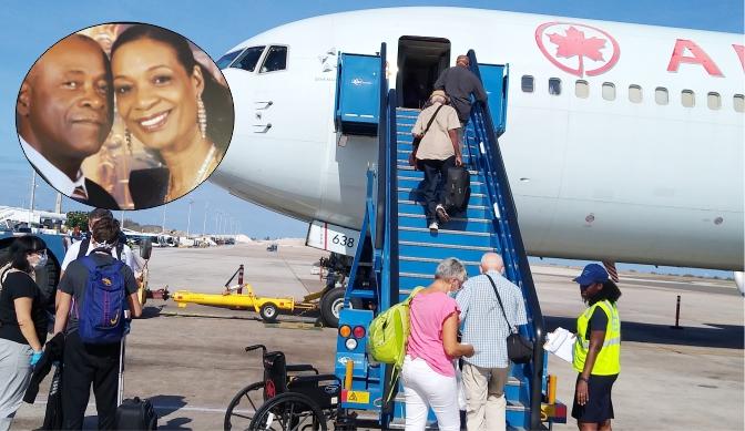 Canadians in Guyana flying out, hundreds still stranded
