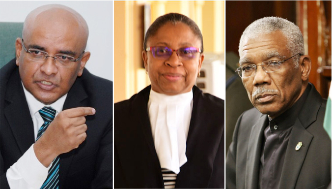Guyana Court of Appeal rules CARICOM-supervised  vote recount illegal
