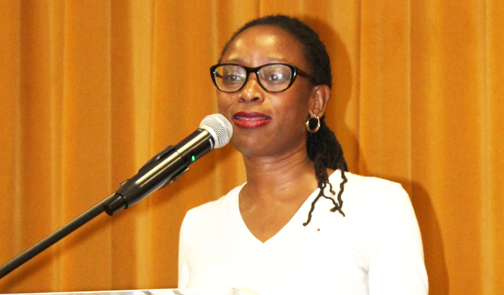 Adaoma Patterson re-elected to head  the Jamaican Canadian Association