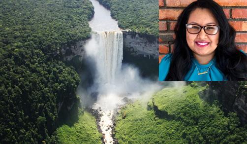 Carla James to lead Destination Guyana
