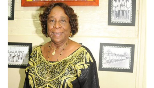 St. Lucian cultural icon Joyce Auguste dies at 76