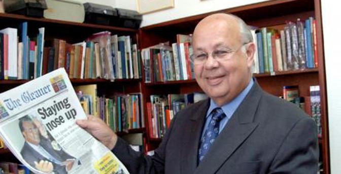 Jamaican media magnate Oliver Clarke dies at 75