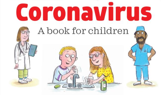 Free Information book explaining the Coronavirus to children
