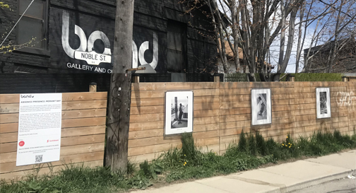 Absence/Presence: Morant Bay opens In Toronto