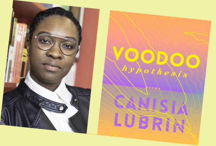 St. Lucia-born poet Canisia Lubrin wins Writers' Trust Rising Star award