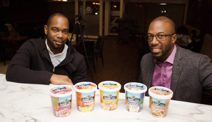 Ole time T&T ice cream now on available in Ontario