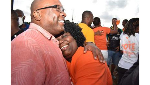 Team Unity wins again in St Kitts