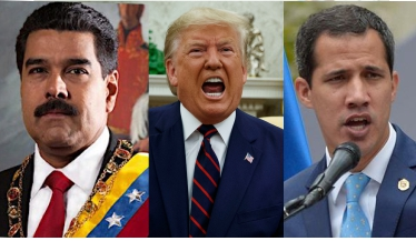 Venezuela – proxy for a 'cold war' in the Americas