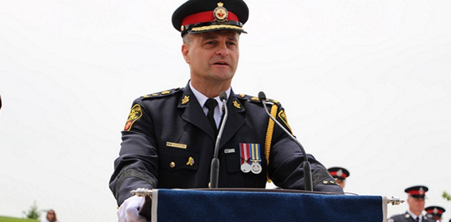 Durham Regional Police Chief Paul Martin to step down amid inquiry into alleged misconduct on the force
