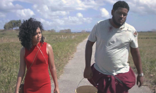 Grace & Saleem  The Caribbean's first  'On The Road' movie