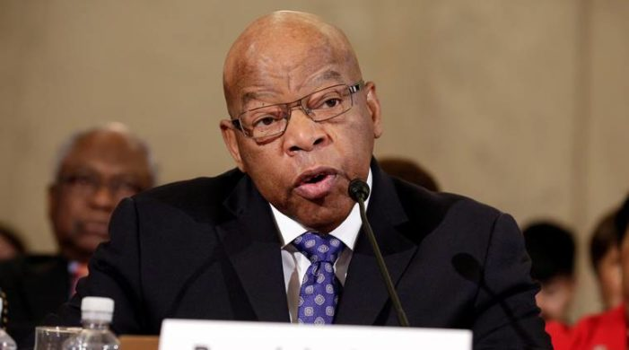 Civil rights leader John Lewis dies at 80
