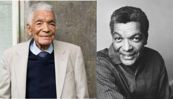 Actor Earl Cameron dies in England at 102