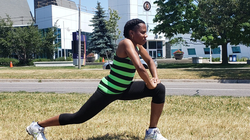 Stretching your legs may help prevent diseases  such as  stroke, heart disease and diabetes