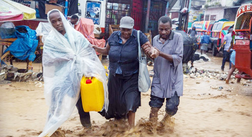 Tropical storm Laura brings deaths, damage to Greater Antilles