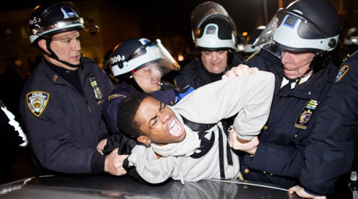 Britain has a lot to answer for police brutality in former colonies