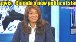 Jamaica-born Leslyn Lewis to run for Conservatives  in rural Ontario riding