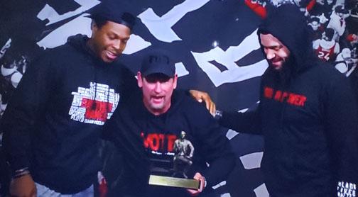 Raptors' Nick Nurse wins NBA coach of the year in landslide