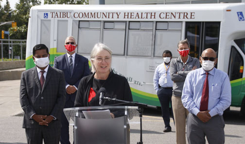 TAIBU to receive $800,000 for mental health programs  for Black Canadians