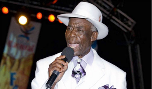 Calypso legend Sir Rupert 'King Swallow' Philo dies