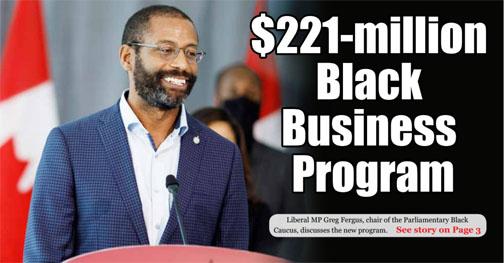 Canada to invest $221-million in Black Entrepreneurship Program
