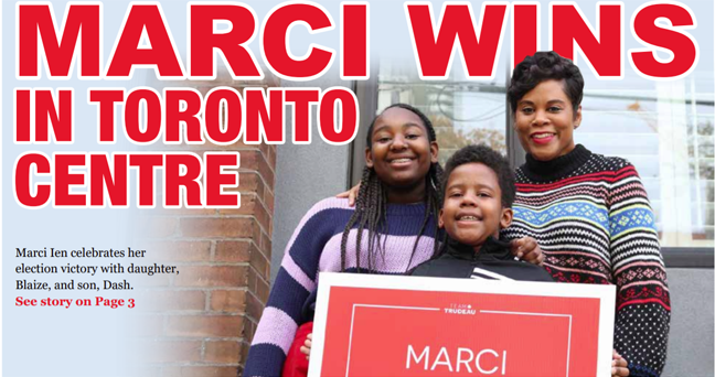 Marci Ien wins seat as Liberals face stiff challenges in two Toronto byelections