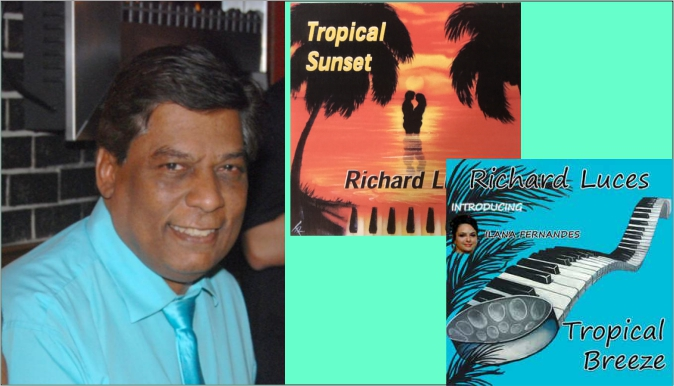 Richard Luces: The Man and His Music