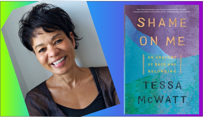 Tessa McWatt is a finalist for nonfiction prize