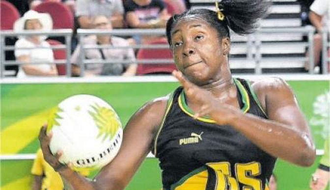 Jamaican netball champion Jhaniele Fowler-Reid wins Fever's prized awards