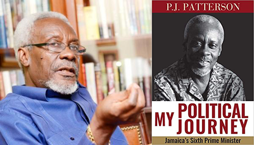 Former Jamaica prime minister P.J.Patterson recalls 'abduction'  of Haitian president at  Canadian  book launch