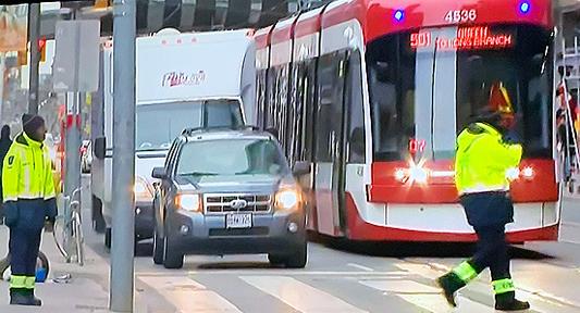 City of Toronto launches Traffic Agents program